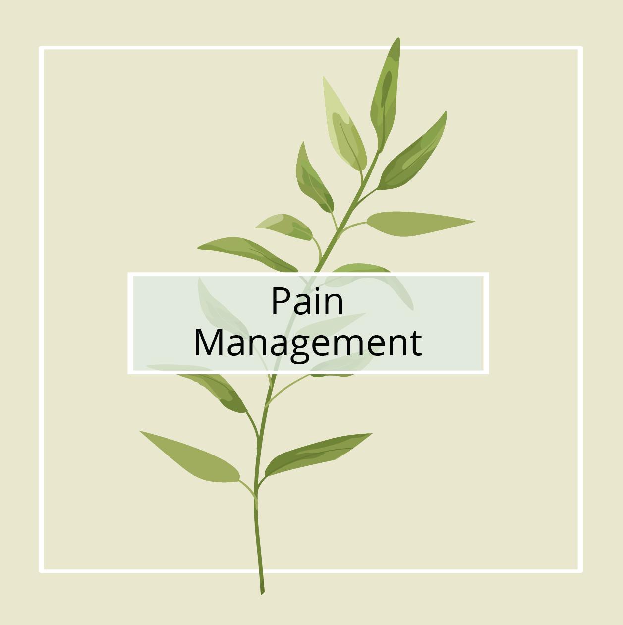 Pain Mangement - Nature Medica
